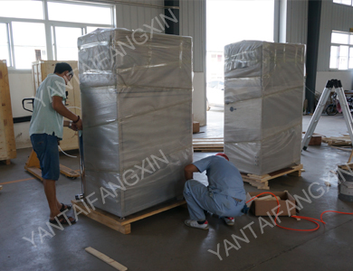 Real photos of packing 6