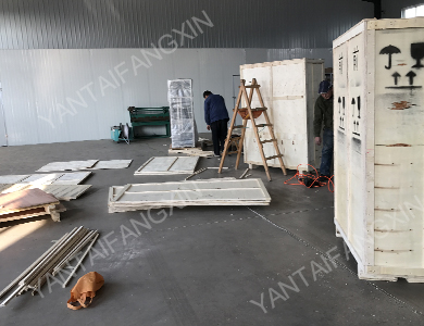 Real photos of packing 10