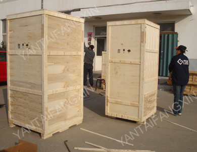 Real photos of packing 15