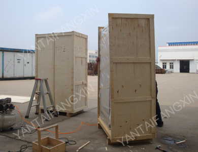 Real photos of packing 17