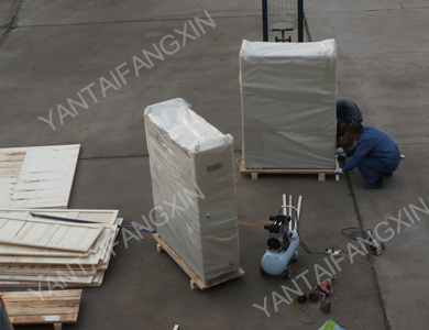 Real photos of packing 20