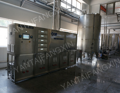 Alkaline water machine(10T)