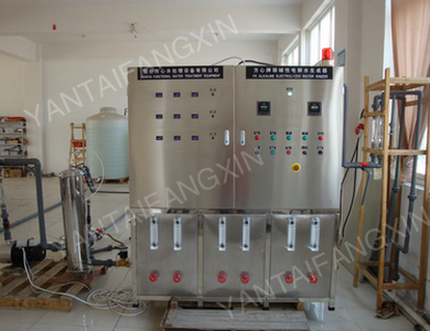 Alkaline water machine(5T)