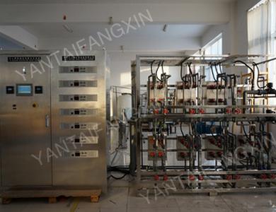 Alkaline water machine exports to Indonesia
