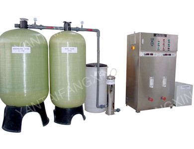 Alkaline water machine exports to Mexico