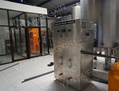 Foreign alkaline water electrolysis equipment