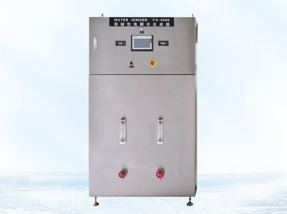 Alkaline Electrolyzed Water Ionizer (3T/H)