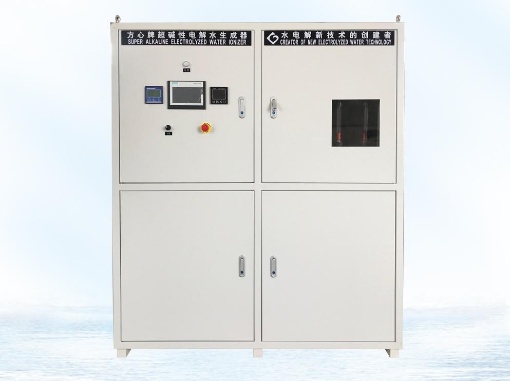 Super alkaline water equipment